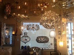 eco friendly lighting fixtures. Varaluz Display In The Legend Lighting Showroom Eco Friendly Fixtures