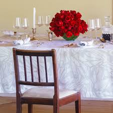 gold silver white round linen tablecloth modern formal pure linen huddleson linens