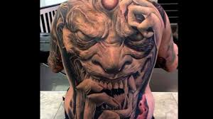демон значение тату в тюрьме размещение и виды демонов