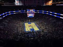 76ers Arena Seating Chart Wells Fargo Center Section 219 Home Of Philadelphia Flyers