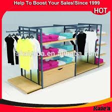 T Shirt Stand Display shop portable tshirt floor display stand t shirt display racks 97