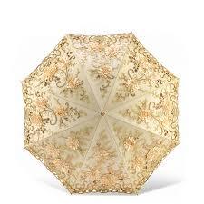 Portable <b>Folding</b> Lace <b>Flower</b> Print <b>Umbrella</b> Women Rain <b>Umbrella</b> ...