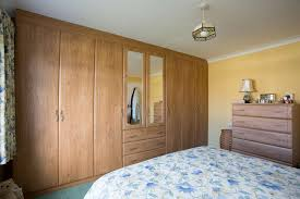 Mirror Cupboards Bedroom Fitted Wardrobes Hinged Made To Measure Wardrobes