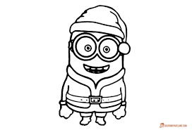 They were invented because producers thought that gru's character would be more liked by kids. Minion Coloring Pages For Kids Free Printable Templates