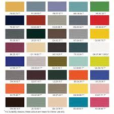 Sikkens Rubbol Colour Chart Ral Colour Chart Ireland British
