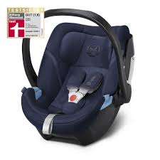 cybex infant car seat aton 5 denim blue blue 2018 large image 1