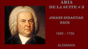JOHANN SEBASTIAN BACH  ARIA DE LA SUITE  3  YouTubeFotos De Johann Sebastian Bach