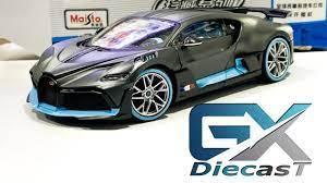 Alibaba.com offers 1,674 diecast bugatti products. 1 24 Maisto Bugatti Divo 2019 Liquid Silver And Blue Youtube