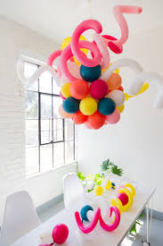 diy balloon chandelier the house that lars built
