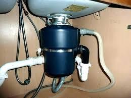 sink garbage disposal. Simple Garbage Disposal Sink Garbage Dishwasher Connection Air  Gap Under On Sink Garbage Disposal