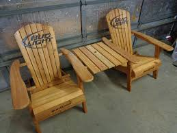 bud light adirondack chairs with table tools hardware collectibles furniture more k bid