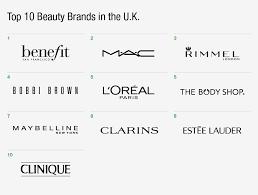 top 10 u k beauty brands 1 benefit cosmetics