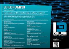 Amper Design D3lab Cv Slides By Bermon Amper At Coroflot Com