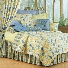 64 best blue and yellow quilts images on Pinterest | Embroidery ... & Carlisle Blue Quilt Blue...I would like a blue & yellow bedroom. Adamdwight.com