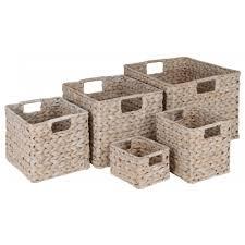 First Boxes Furniture Diy Storage Solutions Storagebaskets Also Shelf  Baskets in Storage Baskets For Shelves