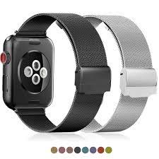 <b>Milanese</b> Watchband <b>18mm 20mm 22mm</b> Universal Stainless Steel ...