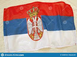 Eagles Pride Light 2019 Flag Of Serbia Stock Photo Image Of Serbiaflag