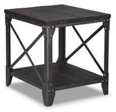 vintage industrial simmons metal side table. Pinebrook End Table - Grey Vintage Industrial Simmons Metal Side
