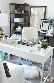 decorate a home office. Ideas Home Office Decorating. Small Decorating Ikea Business Makeover Decorate A