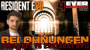 Resident Evil 7 Belohnungen Stengert Vs Resident Evil German
