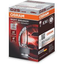 Купить Автомобильную <b>лампу Osram D2S</b> 35W Xenarc Night ...