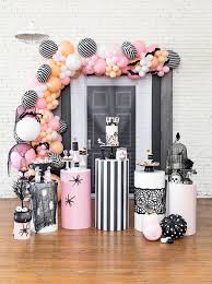 unique pink party mint