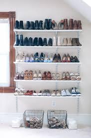 Wall Shoe Rack Best 25 Shelves For Shoes Ideas On Pinterest Rustic Living