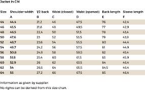 58 Prototypical Loro Piana Size Chart