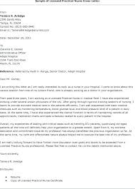 Resume Cover Letter Examples For Students Unique Lpn Resume Skills Sample Resume Cover Letter Sample Cover Letter