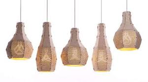 plywood lighting. perforated plywood lighting d