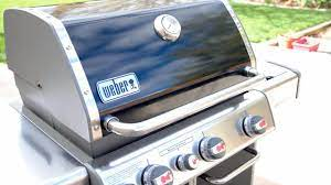 how to clean a weber gas grill gas