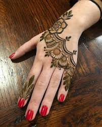 Best And Simple Mehandi Designs 50 Simple Mehndi Design Ideas To Save For Weddings And