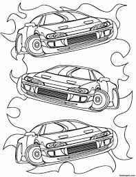 Small Picture For Kids And Printable Race Car Coloring Pages Race Car Coloring