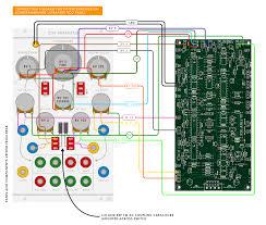 ultrafade vco loudest warning ultrafade wiring diagram pots v2