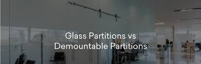 glass partition walls architectural work offers various types of glass interior walls that enable the functional separation of interiors