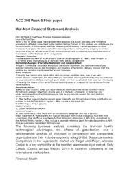 Financial management accounting     final assignment   Can You