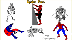 Small Picture Spiderman Coloring Online Free Kids Game Song Nursery Rhyme For