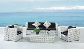 white garden furniture. modern style white outdoor patio furniture how to clean artificial wicker front yard garden r