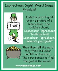Another Word For Leprechaun St Patrick S Day Fun Including A Guided Drawing Leprechaun Lesson