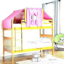 Canopy Loft Bed Bunk Bed Curtain Loft Curtains Bunk Bed Tents Canopy ...