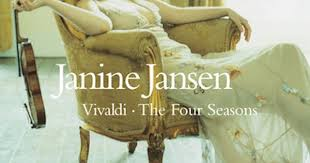 <b>Janine Jansen</b> - <b>Vivaldi</b>: The Four Seasons
