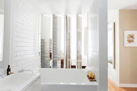 modern white tile shower. Fine Tile Subway Tile Shower On Modern White S