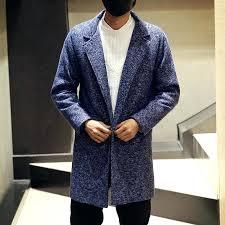 mens long wool coats coat fashion wo grey uk mens long wool coats