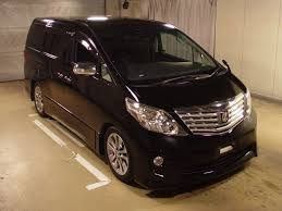 Buy/import TOYOTA ALPHARD (2010) to Kenya from Japan auction