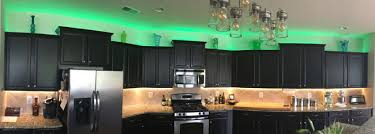 over cabinet lighting for kitchens. Lights After They Were Received And The Outcome Couldn\u0027t Be Prettier To Look At. Give Us A Call If You Are Interested In Completing Similar Project Over Cabinet Lighting For Kitchens