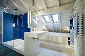 Raum4 Gestaltet Räume Blaues Bad