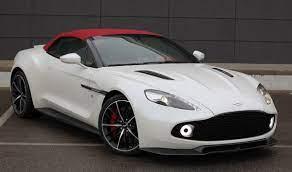 Aston Martin Vanquish Zagato For Sale Jamesedition