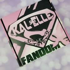 Kal Elle Fandom Monthly December 2018 Subscription Box Review