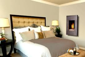 modern master bedroom with fireplace. Modern Master Bedroom With Fireplace A