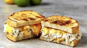 Cheesy Tuna Melt Recipe